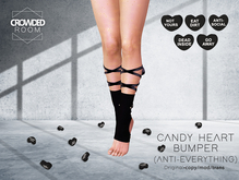 Crowded Room - Candy Hearts Bumper - Anti-Everything