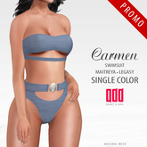 Carmen Swimsuit - Promo