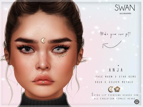 Swan Anja Set