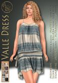 ***ArisArisB&W~Valle Dress~ Hud