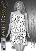 DEMO***ArisArisB&W~Valle Dress~ Hud(ADD)
