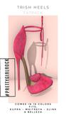 #PGR Trish Heels Fatpack