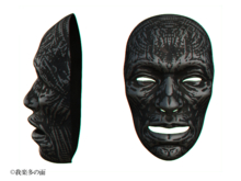 [grkt]silver mask