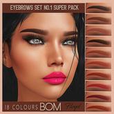 :F L O Y D:.Eyebrows Super Set v1 ReEdit Version