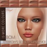 .:F L O Y D:.Eyebrows Super Set v2 ReEdit Version