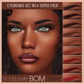 .:F L O Y D:.Eyebrows Super Set v4 ReEdit Version