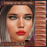 .:F L O Y D:.Eyebrows Set 7 Super Pack (BOM)