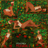 .:F L O Y D:.Feliciana Pose Pack 2