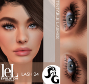 ::SG:: LeL Evolution Falsies Lashes 24