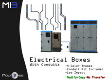 [MB3] Electrical Boxes