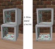 Display Shelves/Stand  *Flower