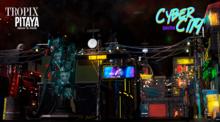 Pitaya & Tropix -  Cyber City (fatpack)