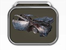 Damage car 01