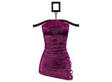 RAPTURE-Dress Giuliana-Raspberry