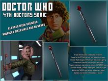 Vortech 4th Doctors Sonic V1.0