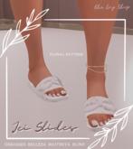 TIS x Jei Slides - Floral