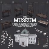 NOMAD // Museum // RARE