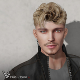 WINGS-HAIR-TO0109 Gold (Pack)