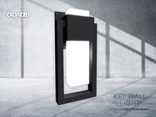 Crowded Room - Kei Wall Light