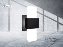 Crowded Room - Lexi Wall Light