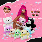 VOLT - Plush Bear Collection