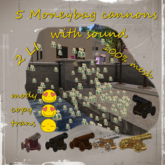5 Cannons - Moneybags *Box*
