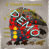 5 Cannons - Hearts *Box* DEMO