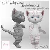 *SZ* BOM Tabby Stripes for Dinkies