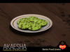 [Akaesha Catering] St Patricks Day Mint Chocolate Chip Cookie Bento Food Giver