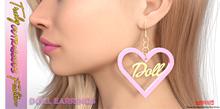{TOF} DOLL EARRINGS  (ADD)