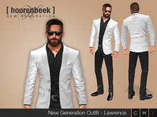 Complete Outfit - Lawrence - Signature, Legacy, Belleza, SLink, Classic Avatar