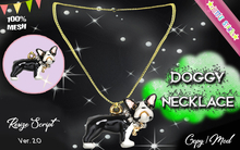 * {.:Little Stars.:} * Doggy TD MESH Necklace