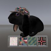 4 cap bunny - ozimals - キャップ
