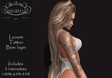 [K]- Leoarm tattoo