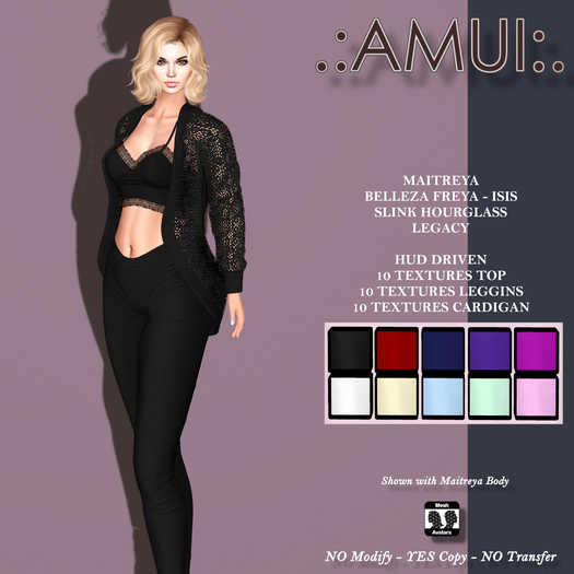 ".:AMUI:. ""Alina"" Outfit"