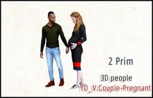 MESH PEOPLE - YO_V.Couple-Pregnant