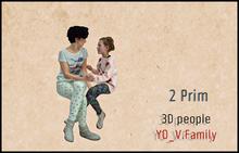 MESH PEOPLE - YO_V.Family