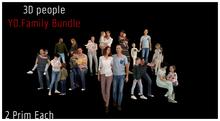 MESH PEOPLE -YO.Family Bundle(WEAR)
