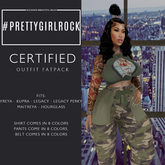 #PGR Certified Outfit Fatpack