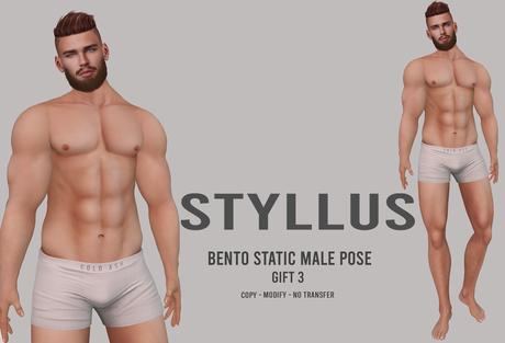 STYLLUS - Gift Pose 3