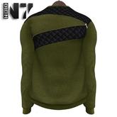 Nero - Dante Sweater - Army Green