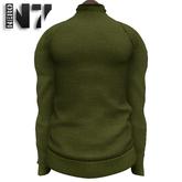 Nero - Mattia Sweater - Army Green