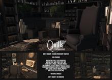 Quills & Curiosities - Den of Inquiry