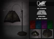 Quills & Curiosities - Pieris Victorian Lamps