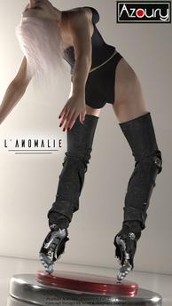 AZOURY - L'Anomalie