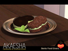 [Akaesha Catering] Mint Ice Cream Sandwich Bento Food Giver