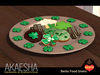 [Akaesha Catering] St Patricks Day Lucky Clover Cookie Bento Food Giver