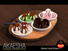 [Akaesha Catering] Ice Cream Bowl Bento Food Giver