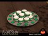 [Akaesha Catering] St Patricks Day Mint & White Chocolate Macaron Bento Food Giver