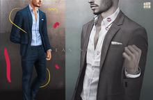 [Deadwool] Sean jacket & trousers - DEMO